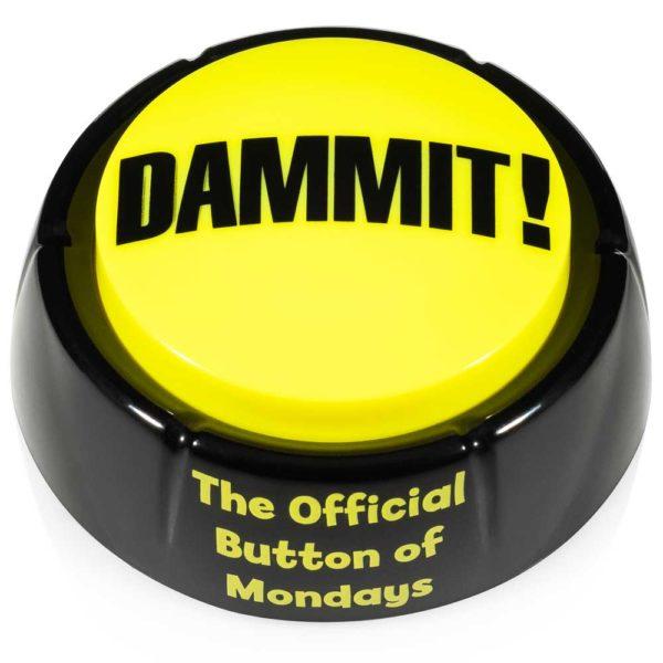 Dammit Button Desk Toy